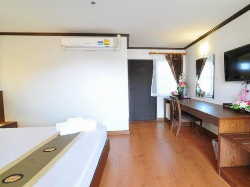 Top North Hotel und Resort in Chiang Mai, Nord-Thailand W