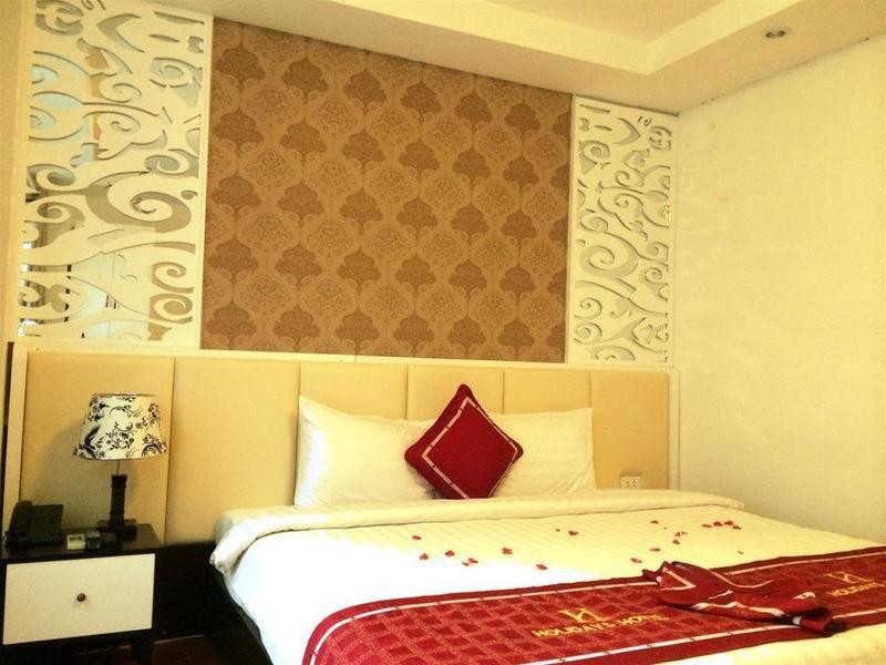 Holiday Diamond Hotel in Hanoi, Vietnam W