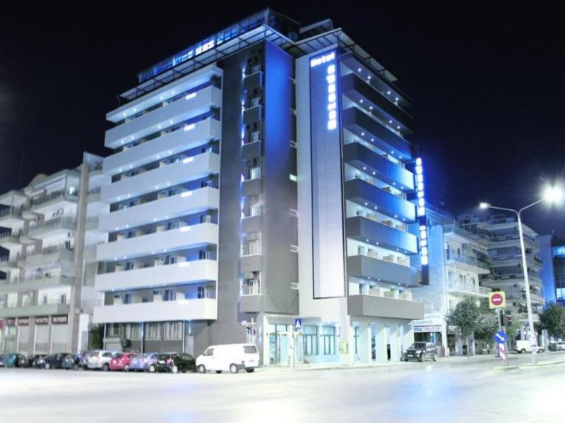 Rotonda in Thessaloniki, Chalkidiki A
