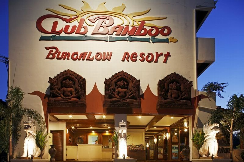 Club Bamboo in Patong, Phuket L