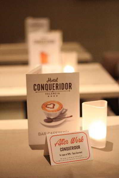 Hotel Conqueridor in Valencia, Valencia und Umgebung WEL