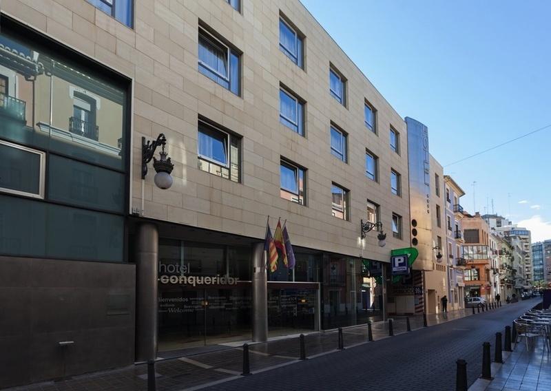 Hotel Conqueridor in Valencia, Valencia und Umgebung A