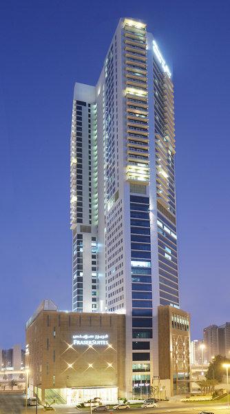 Fraser Suites Dubai in Dubai, Dubai