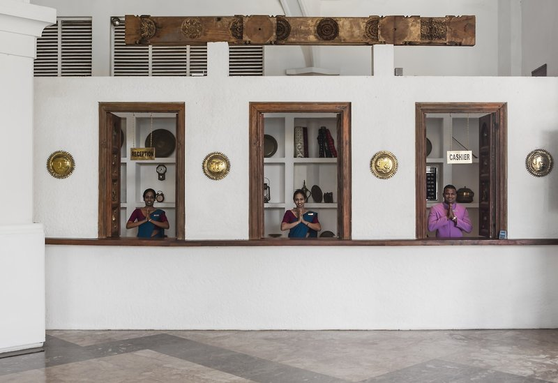 Royal Palms Beach Hotel in Kalutara, Sri Lanka L