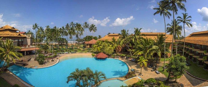Royal Palms Beach Hotel in Kalutara, Sri Lanka P