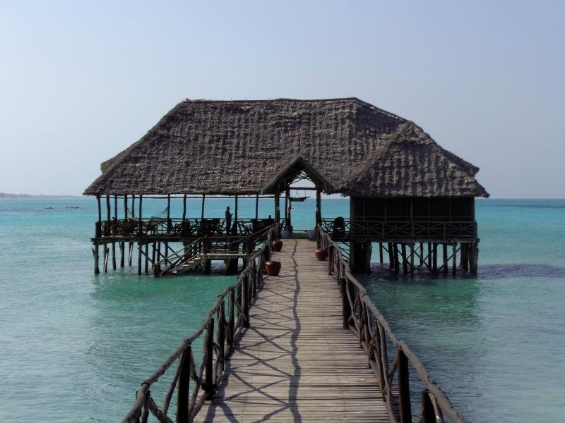 Reef und Beach Resort in Makunduchi, Tansania - Insel Zanzibar S