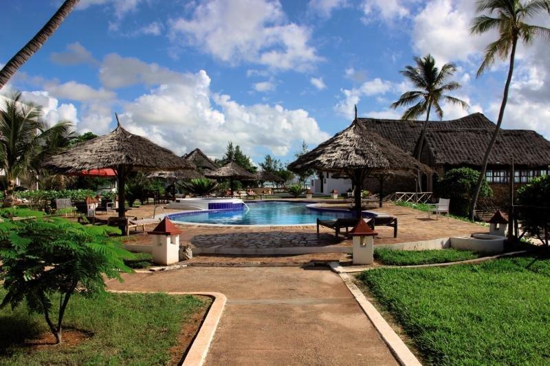 Reef und Beach Resort in Makunduchi, Tansania - Insel Zanzibar P
