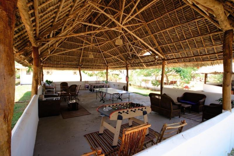 Reef und Beach Resort in Makunduchi, Tansania - Insel Zanzibar F