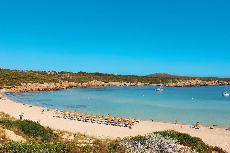 Playa Parc Aparthotel in Son Parc, Menorca S