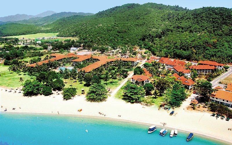 Federal Villa Beach Resort in Tengah Beach, Malaysia - Kedah A