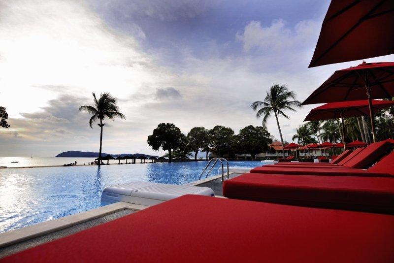 Federal Villa Beach Resort in Tengah Beach, Malaysia - Kedah