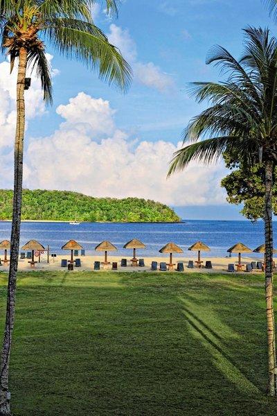 Federal Villa Beach Resort in Tengah Beach, Malaysia - Kedah F