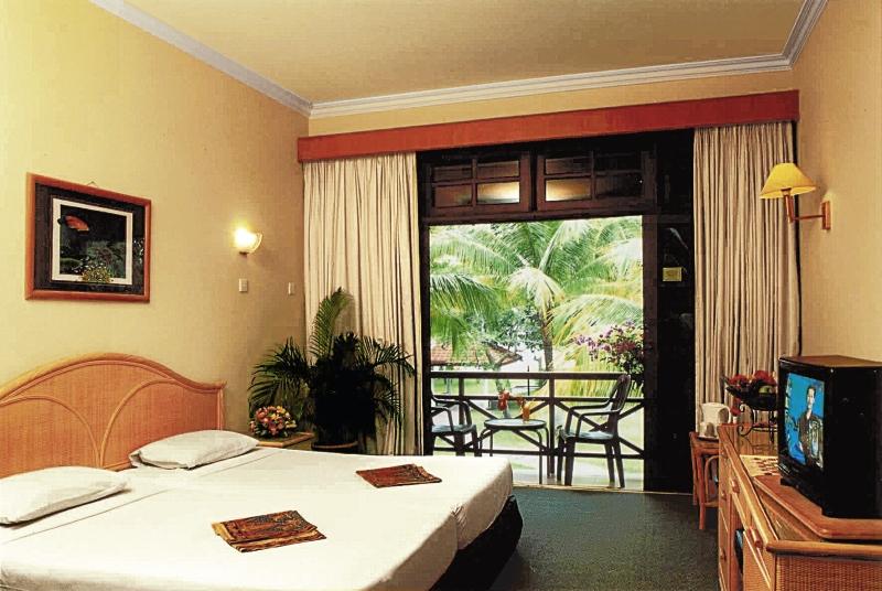 Federal Villa Beach Resort in Tengah Beach, Malaysia - Kedah W
