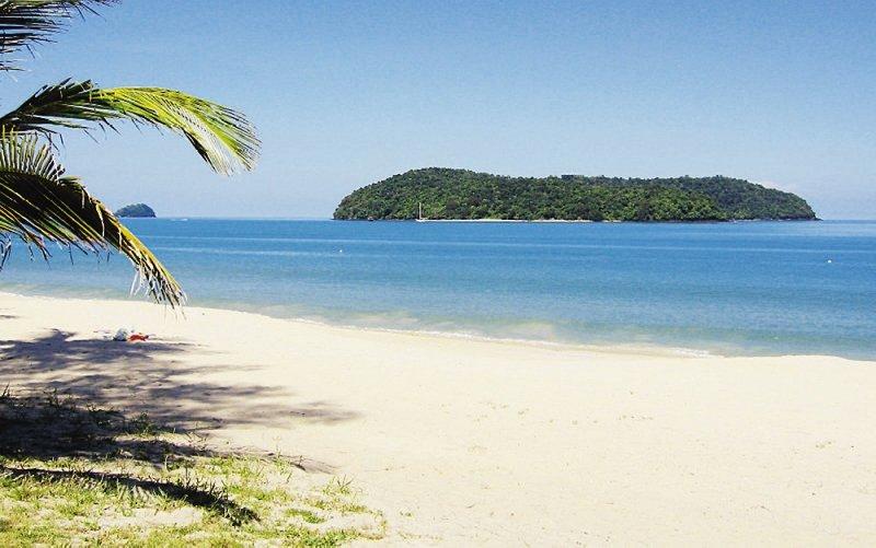 Federal Villa Beach Resort in Tengah Beach, Malaysia - Kedah S