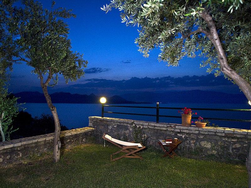 Villa Magemenou in Nikiana, Lefkas (Ionische Inseln) GA