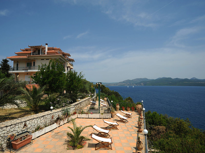 Villa Magemenou in Nikiana, Lefkas (Ionische Inseln) TE