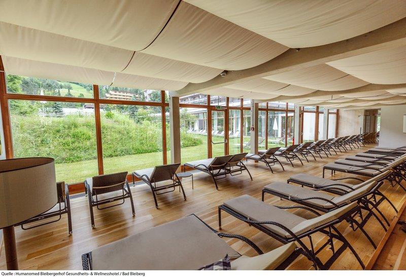 Gesundheits- & Wellnesshotel Bleibergerhof  ohne Transfer
