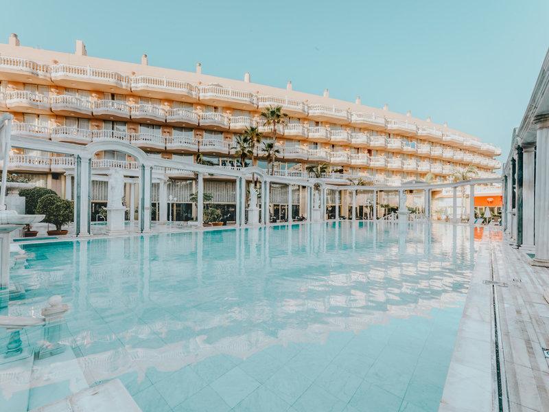 Hotel Cleopatra Palace