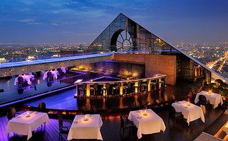 Hotel Lebua at State Tower Restaurant