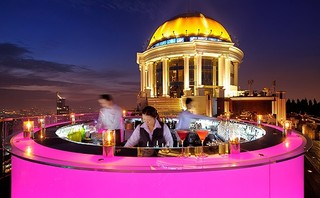 Hotel Lebua at State Tower Bar