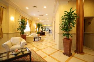 Hotel Hotel Cavaliere Lounge/Empfang