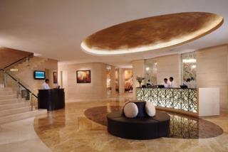 Hotel Jen Male Maldives Lounge/Empfang
