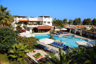 Hotel Gaia Garden Pool