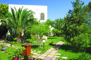Hotel Gaia Garden Garten