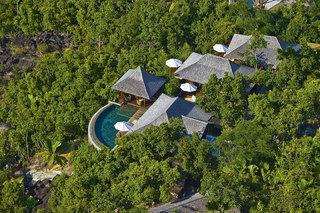 Hotel Constance Ephelia Mahe, Seychelles Luftaufnahme
