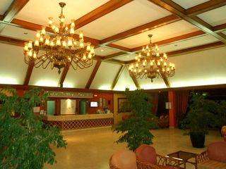 Hotel Jardim Do Vau Lounge/Empfang
