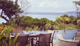 Hotel Raffles Seychelles Pool