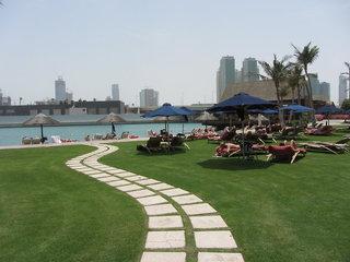 Hotel Beach Rotana Abu Dhabi Strand