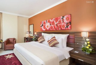 Hotel Abidos Hotel Apartment Dubailand Wohnbeispiel
