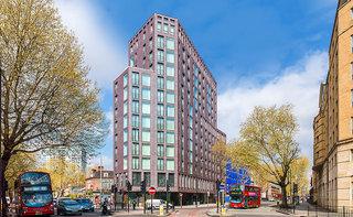 Hotel H10 London Waterloo Außenaufnahme