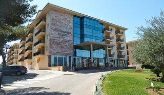 Hotel alltoura Can Picafort Palace Außenaufnahme
