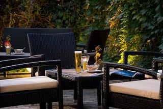 Hotel Austria Trend Bosei Terasse