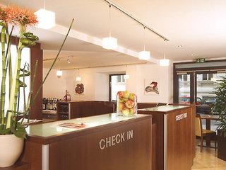 Hotel Austria Trend Rathauspark Lounge/Empfang