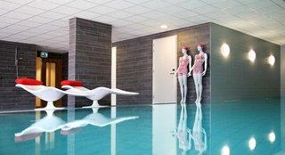 Hotel Westcord Fashion Hallenbad