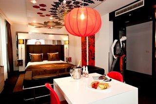 Hotel Westcord Fashion Wohnbeispiel