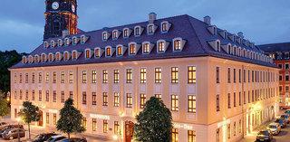 Hotel Bülow Palais Außenaufnahme