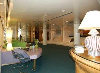 Hotel Albani Rom Lounge/Empfang