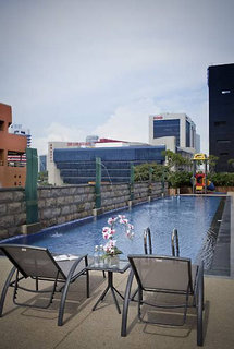 Hotel Parc Sovereign - Albert St Pool