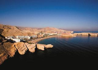 Hotel Shangri-La Al Husn Resort & Spa Luftaufnahme
