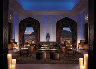 Hotel Shangri-La Al Husn Resort & Spa Lounge/Empfang