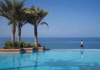Hotel Shangri-La Al Husn Resort & Spa Pool