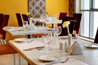 Hotel Abidos Hotel Apartment Dubailand Restaurant