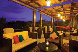 Hotel Bab Al Shams Desert Resort & Spa Terasse