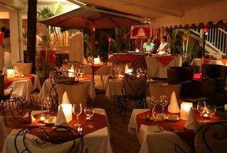 Hotel 20 Degrees Sud Restaurant