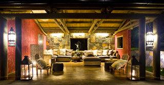 Hotel Lakaz Chamarel Exclusive Lodge Lounge/Empfang