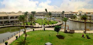 Hotel Dana Beach Resort Garten